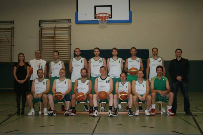 Basketball Motor Falkensee