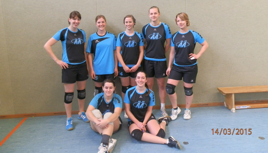 Volleyball Frauen 1