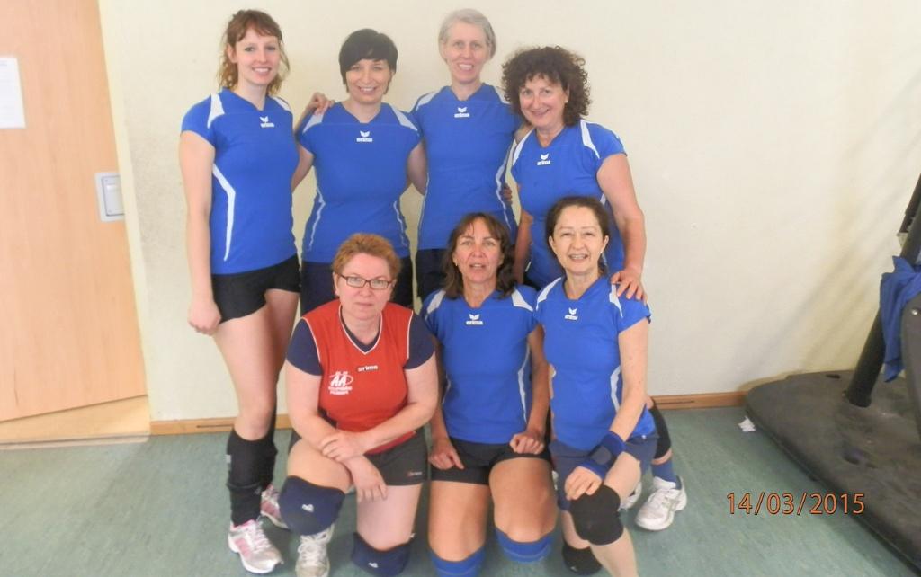 Volleyball Freizeit Frauen