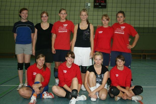 Volleyball Frauen 2. Kreisklasse