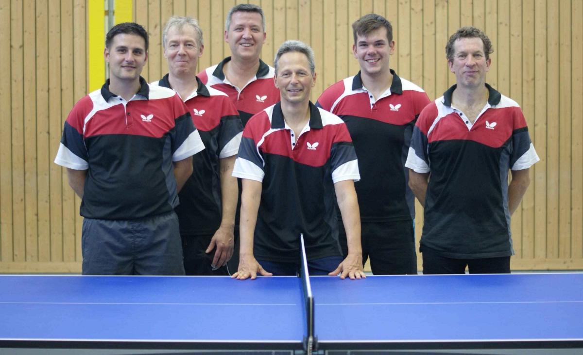 Tischtennis Herren (VL)